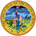Seal of Iowa